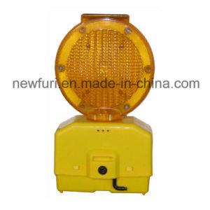 Amber Blinker Solar LED Barricade Light Factory Price pictures & photos