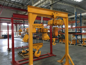 25 Ton Electric Chain Hoist pictures & photos