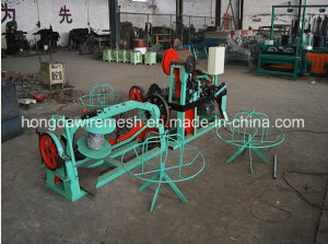 China Factory of Automatic High Speed Barbed Wire Machine (XM5-31) pictures & photos