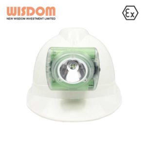 Smart Intelligent Miner Head Lamp, Helmet Light Without Cable pictures & photos