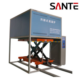 Box Type Electric Resistance Furnace for Industrial Heat Treatment pictures & photos