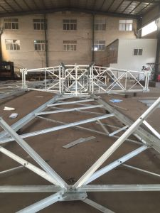Transmission Line Angle Steel Tower for Electric Power Transmission (AST-001) pictures & photos