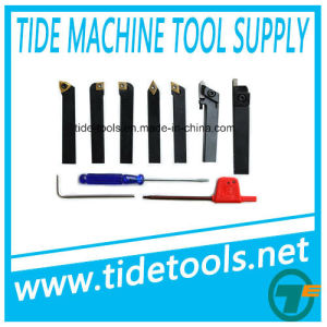 Metric Turning Tool Set with Replacable Carbide Insert pictures & photos
