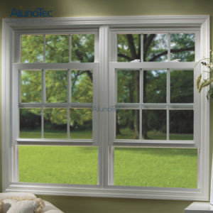 Top Hung Window with Tempered Glass pictures & photos