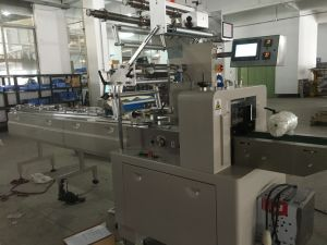 Zp100 Pillow Type Packer Machine for Biscuits/Cookies/ Candy pictures & photos