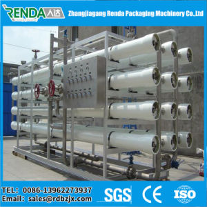 Mineral Water Treatment System/Ultrafiltration Water Machine pictures & photos
