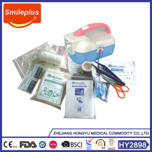 ABS Material Medical Case for First Aid Care pictures & photos