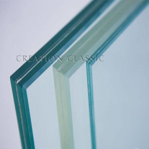 Tempered/Color Laminated Glass for Wall Panel/Window Glass pictures & photos