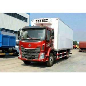 Dongfeng 190HP 10 Tons 15 Tons Refrigerated Van Truck for Sale pictures & photos