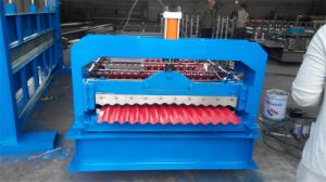 950 Roof Tile Roll Forming Machinery for India pictures & photos