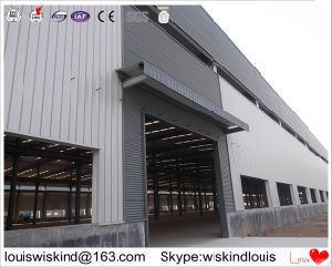 Steel Structure Warehouse for Storage Workshop pictures & photos