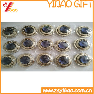 Customized Round Purse Hook for Promotion Gifts pictures & photos