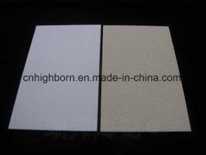 High Temperature 99.7% Alumina Ceramic Slab pictures & photos