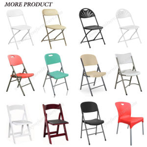 Outdoor Metal Folding Plastic Garden Chair (XYM-T100) pictures & photos
