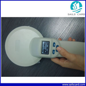 134.2kHz/125kHz RFID Animal Ear Tag Reader pictures & photos