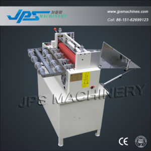 Jps-500b Microcomputer Screen Protective Film Cutting Machine pictures & photos