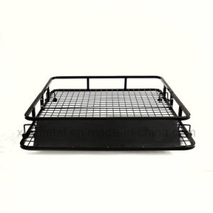 Roof Rack Basket Car Top Luggage Carrier Cargo Holder pictures & photos