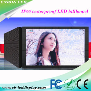 Waterproof P10mm Front Open Cabinet Front Service LED Billboard for Fixed pictures & photos