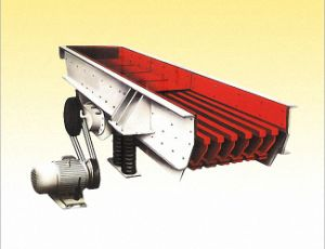 High Efficiency Vibrating Feeder for Mine Plant pictures & photos