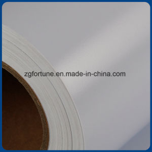 High Quality Printable PVC Rigid Film for Banner Stand Use pictures & photos
