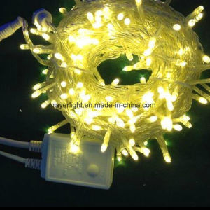 10m 100LEDs Outdoor Controller LED Light Chain Connectable Christmas Lights pictures & photos