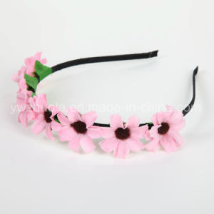 Cheap Price Sun Flower Headband for Hair Decoration pictures & photos