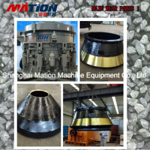 Brand Hydraulic Cone Crusher with High Performance, Low Wear pictures & photos