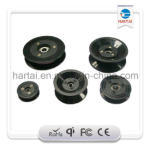 Plastic Ceramic Roller Coil Winding Machine Guide Pulley pictures & photos