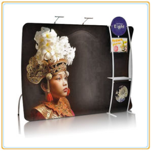 10FT Curved Backdrop for Outdoor Advertising and Trade Fair pictures & photos