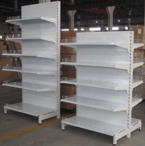 Display Storage Metal Shelf Gondola Supermarket Rack pictures & photos