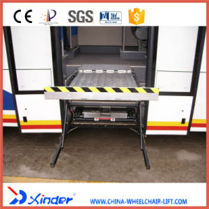 CE Electrical and Hydraulic Wheelchair Lift for City Bus (WL-UVL-1300) pictures & photos