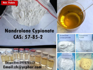 Raw Injectable Anabolic Steroids Nandrolone Cypionate for Fat Burning 601-63-8 pictures & photos