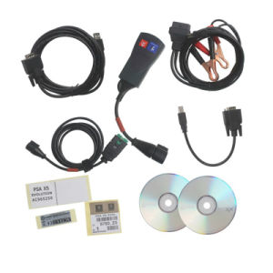 Auto Diagnostic Cable for Lexia-3 Citroen/for Peugeot Scanner pictures & photos