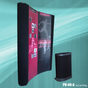 8FT Pop up Display Stand for Trade Show (PU-04-A) pictures & photos