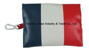 Foldable Flag Shopping Bag, Flag, Reusable, Lightweight, Sports Events pictures & photos