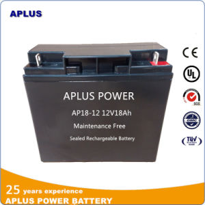 Factory Price SLA Batteries 12V 18ah for Robot Toys pictures & photos