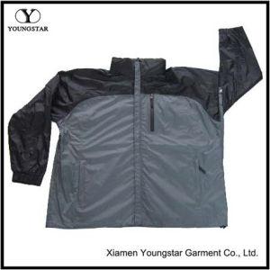 Hooded Mens Weatherproof Waterproof Rain Jacket Coats Clothing pictures & photos