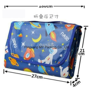 Competitive Price PP Non Woven Foldable Beach Mat pictures & photos