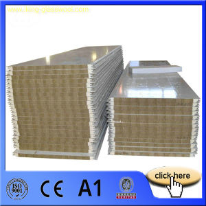 Best Price for Wall and Roofing 50mm PU Sandwich Panel pictures & photos