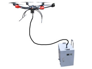 24 Hour Continuous Working Tethered Uav pictures & photos