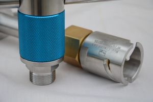 Cryogenic   Back Gas Joints for LNG Station pictures & photos