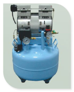 silent Air Compressor Dental Oil Free Air Compressor pictures & photos