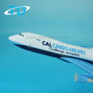 Resin Cargo Airplane B747-400f 1: 200 Model Toy pictures & photos