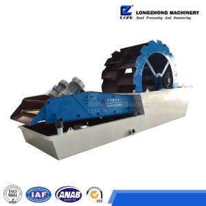 Bucket Sand Washing Machine for Mine with Dewatering Screen pictures & photos