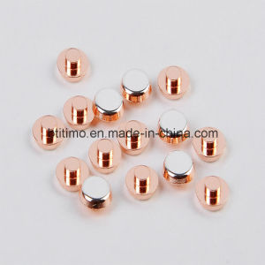 Bimetal Silver Copper Fixed Contacts Fixed Contact Rivets for Switches