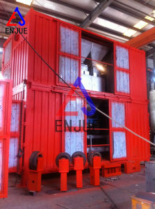 Harbor Use Containerized Mobile Type Weighing and Bagging Machine pictures & photos