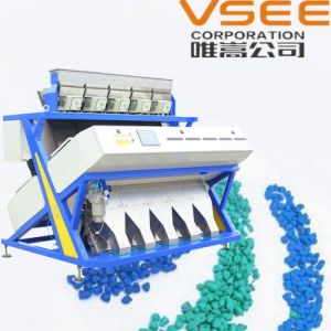 320 Channels CCD Color Sorting machine for Recycled Plastic Flakes pictures & photos