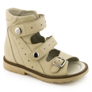 Child Heel Support Shoes Stability Kids Shoes Orthopedic Boots pictures & photos