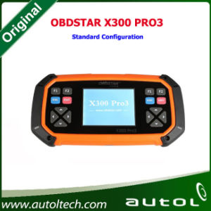 Obdstar X300 PRO3 Key Master Standard Version with Multi Function pictures & photos