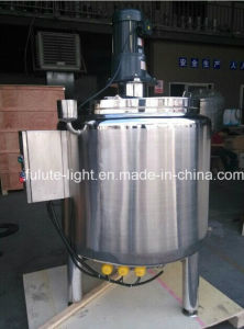 200 Liter Electric Heating Stainless Steel Stirred Tank Mixer pictures & photos